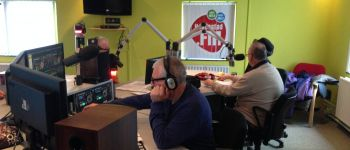 Interview with local radiostation Havenstad FM   In the papers