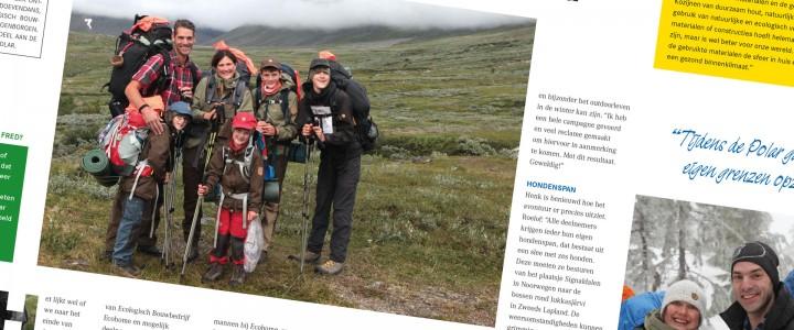 Interview met technisch magazine Henk & Fred